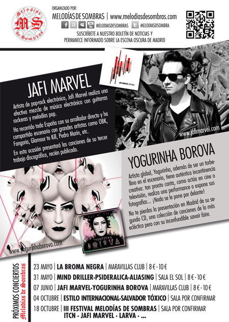 Jafi Marvel + Yogurinha Borova 7-6-14