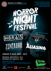 Horror Night Festival 2-7-16