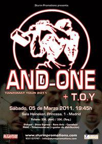 And One + T.O.Y 05-03-2011