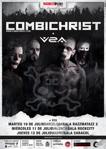 Combichrist + V2A 10-07-12
