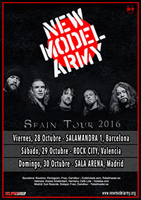New Model Army 30-10-16